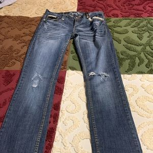 Request Distressed Jeans size 13/32